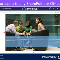 NewsBoard SharePoint News Addin catalogue image